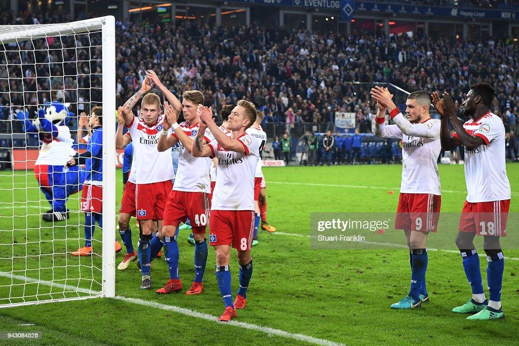 Hamburger SV v FC Schalke 04 - Bundesliga : News Photo