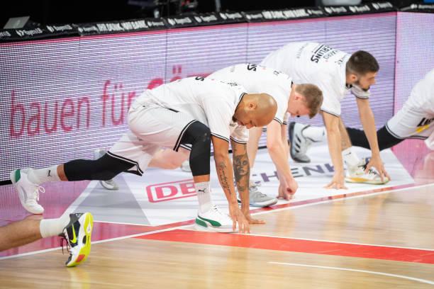 DEU: BG Goettingen v HARO Merlins Crailsheim - EasyCredit Basketball Bundesliga