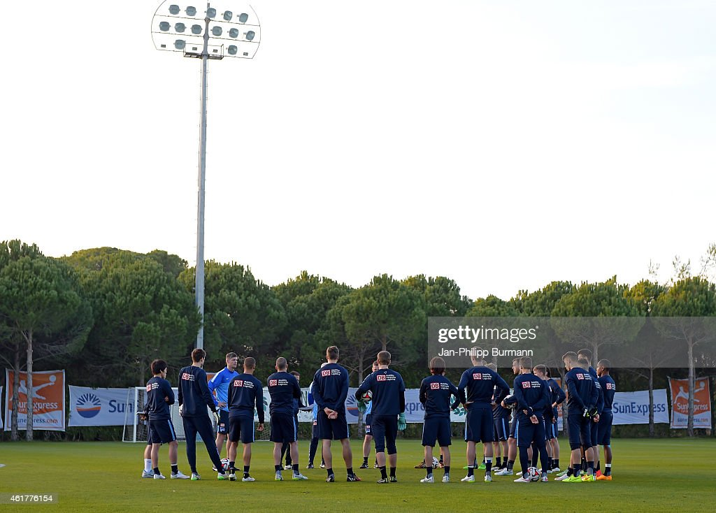 Hertha Training