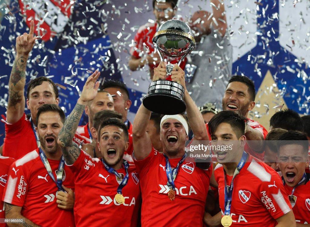 Flamengo v Independiente - Copa CONMEBOL Sudamericana 2017 Final : News Photo
