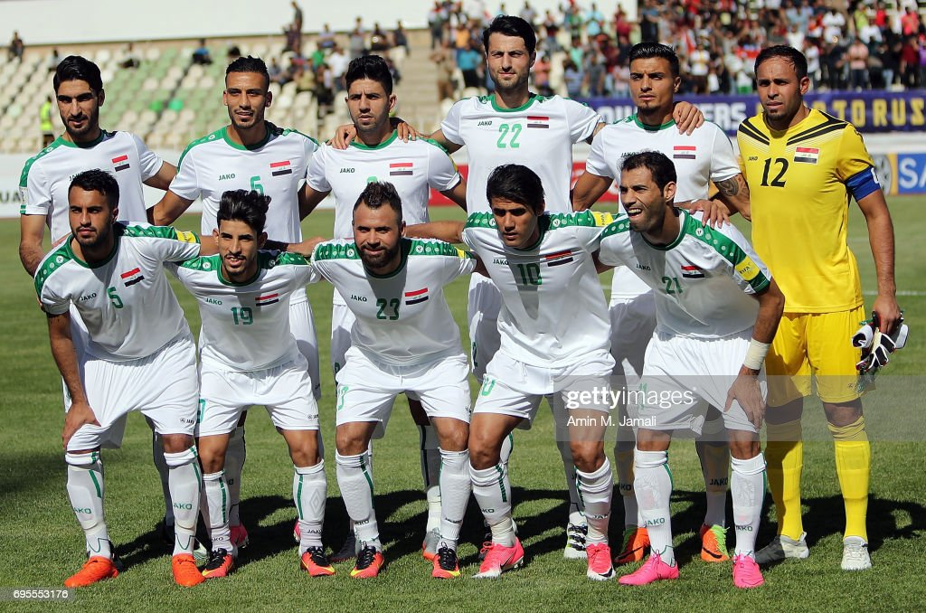 Iraq v Japan - FIFA World Cup Russia Asian Final Qualifier : News Photo