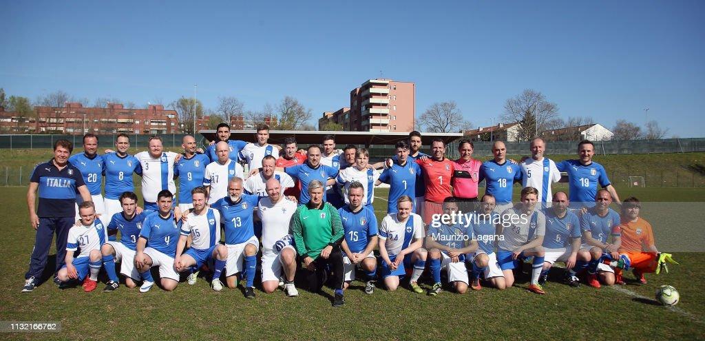 ITA: Italy v Finland - Fan Match