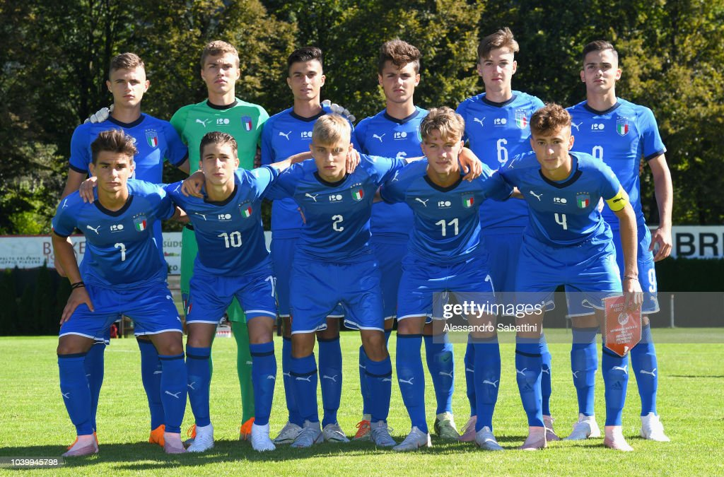 Italy U16 v Switzerland U16 - International Friendly