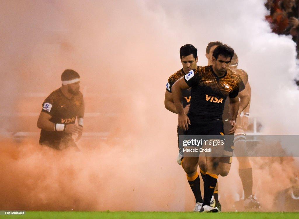 Super Rugby Quarter Final - Jaguares v Chiefs : News Photo