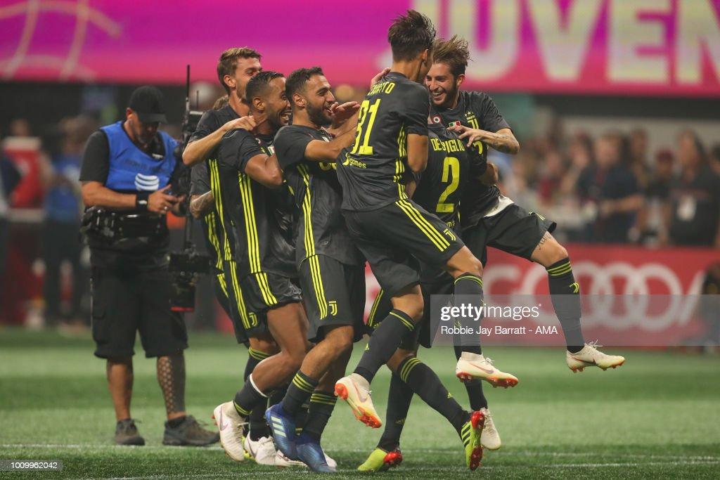 2018 MLS All-Star Game: Juventus v MLS All-Stars : News Photo