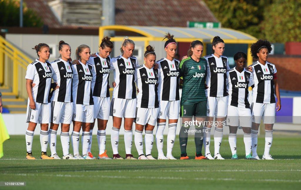Chelsea Ladies v Juventus Women: Pre-Season Friendly : News Photo
