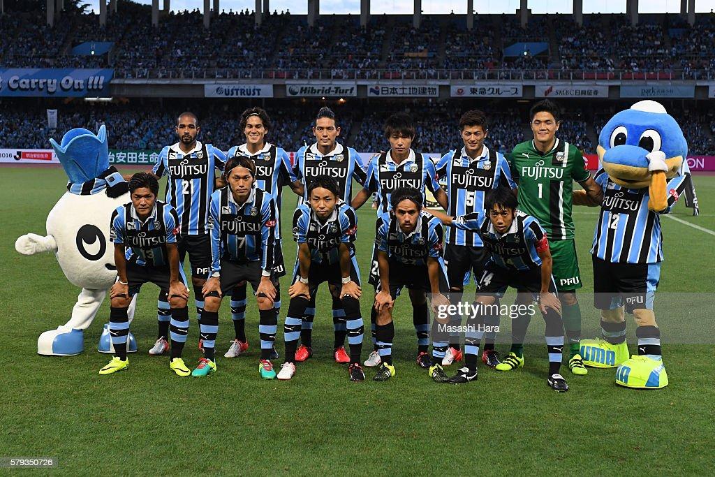 Kawasaki Frontale v FC Tokyo - J.League : News Photo
