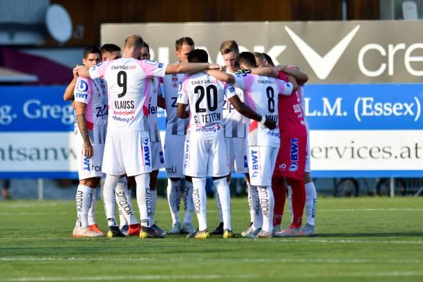 AUT: Sportunion Voecklamarkt v LASK - Uniqua OeFB Cup
