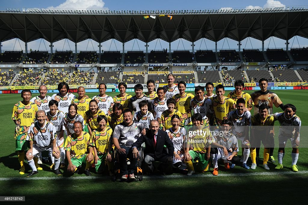 Jef United Chiba v Ehime FC - J. League 2 : News Photo