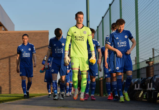GBR: Leicester City v Southampton: Premier League 2