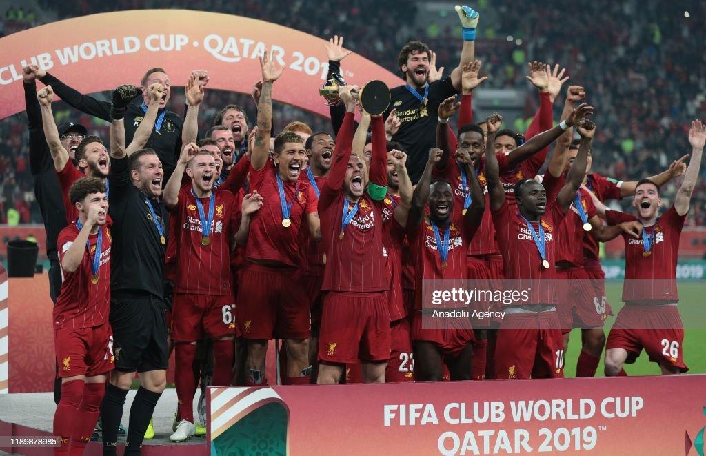 Liverpool FC vs CR Flamengo - FIFA Club World Cup Qatar 2019 : News Photo
