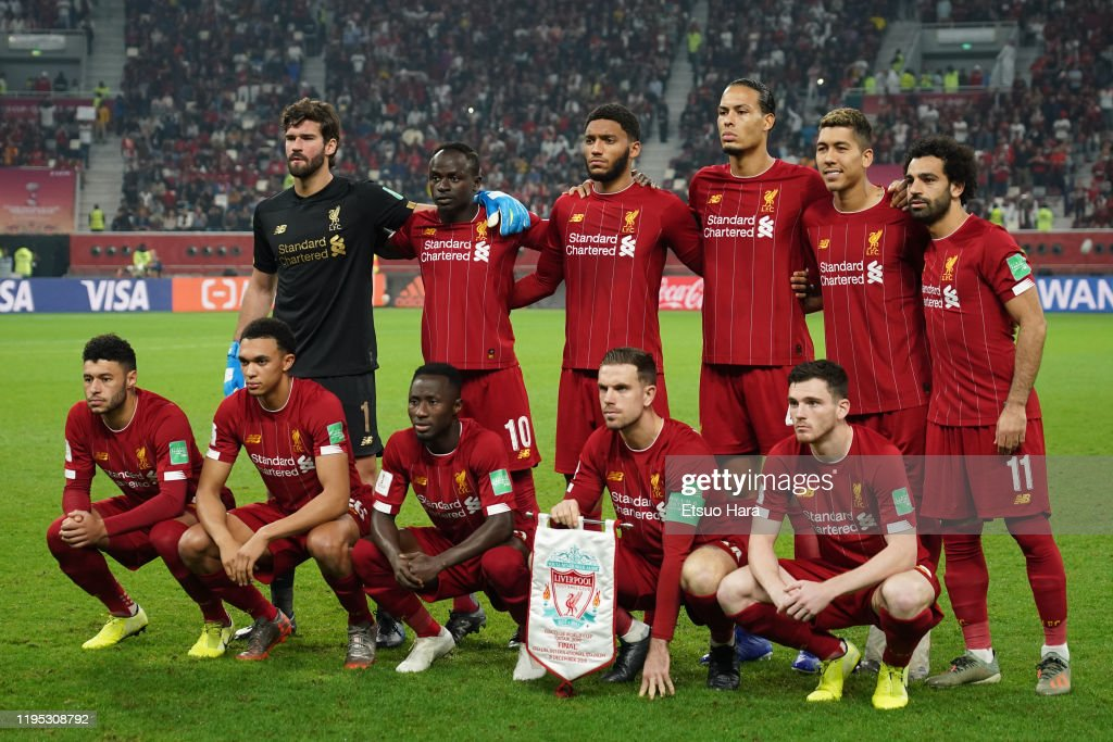 Liverpool FC v CR Flamengo - FIFA Club World Cup Qatar 2019 : ニュース写真