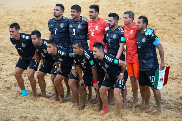 PRY: Mexico v Italy - FIFA Beach Soccer World Cup Paraguay 2019