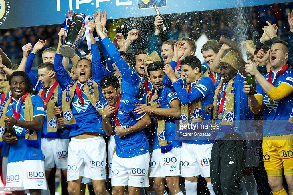 Molde FK v Odd Grenland - Tippeligaen : News Photo