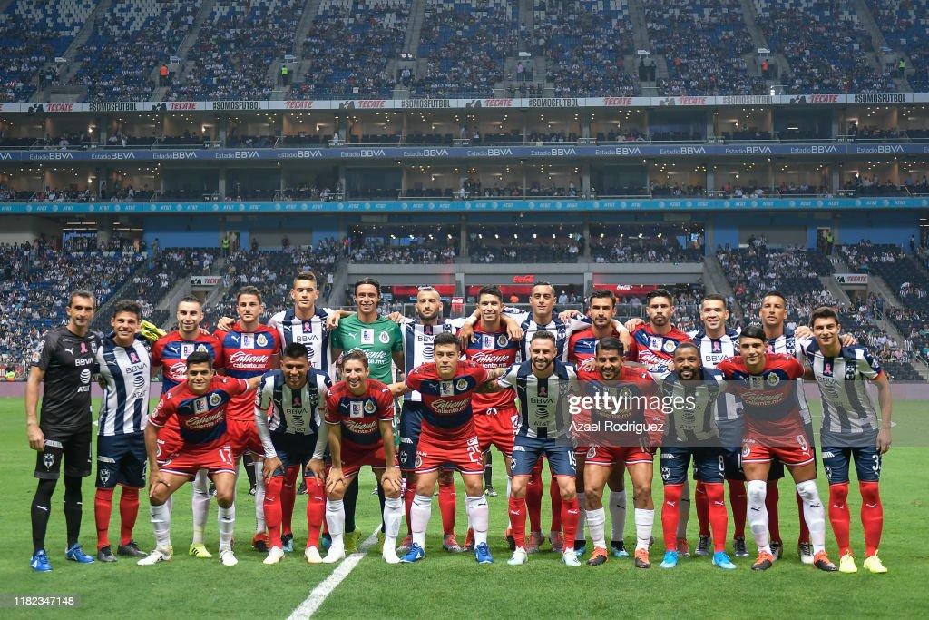 Monterrey v Chivas - Torneo Apertura 2019 Liga MX : Fotografía de noticias