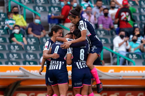 MEX: Santos v Monterrey - Torneo Grita Mexico A21 Liga MX Femenil