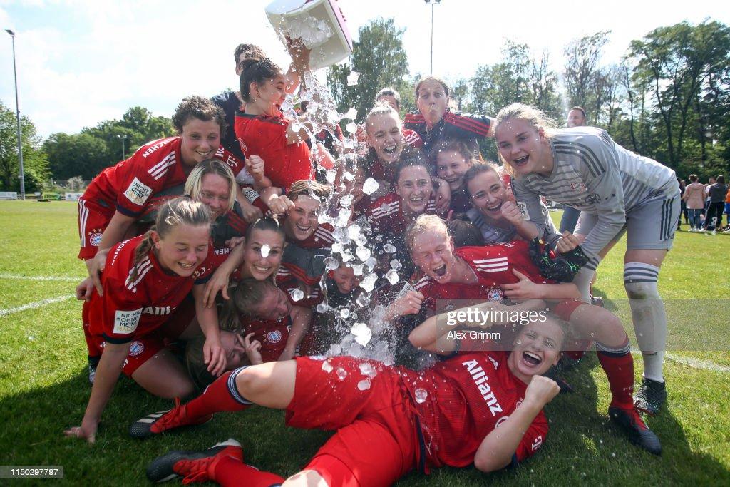 TSG 1899 Hoffenheim II v FC Bayern Muenchen II - 2. Frauen Bundesliga : News Photo