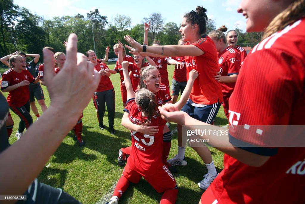 TSG 1899 Hoffenheim II v FC Bayern Muenchen II - 2. Frauen Bundesliga : Foto di attualità