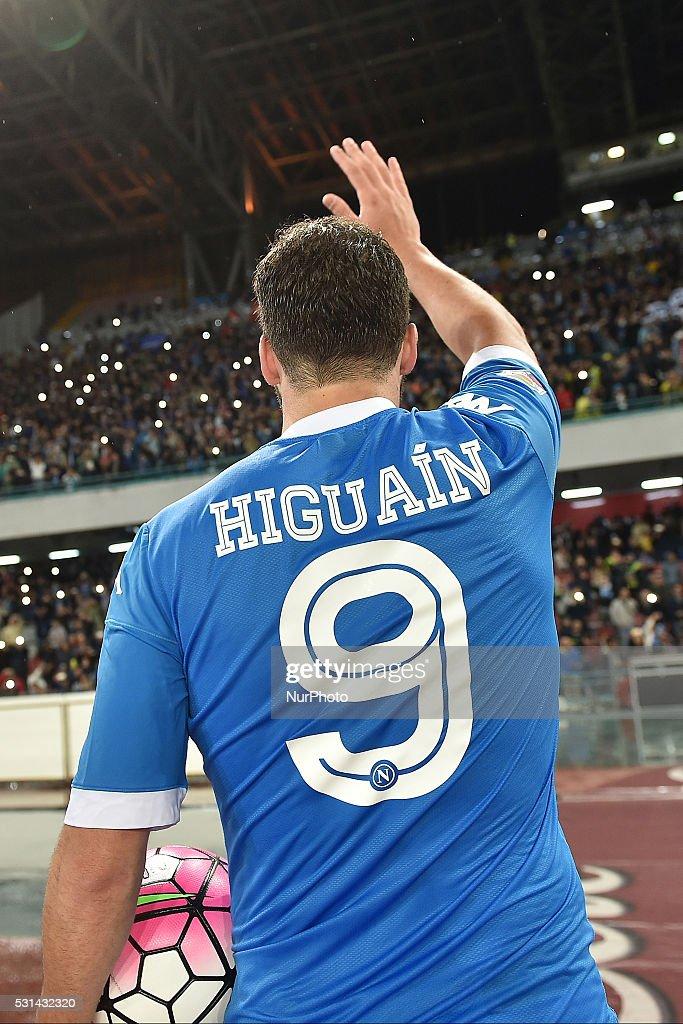 SSC Napoli v Frosinone Calcio - Serie A : News Photo