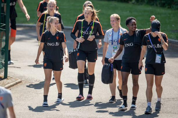 FRA: Netherlands Training - FIFA Women's World Cup France 2019