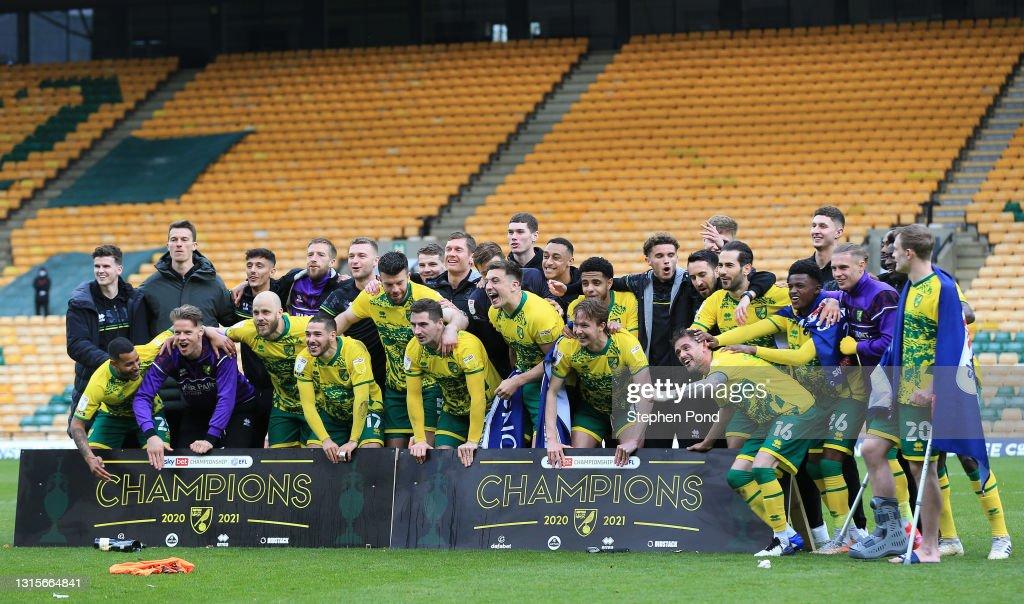 Norwich City v Reading - Sky Bet Championship : ニュース写真