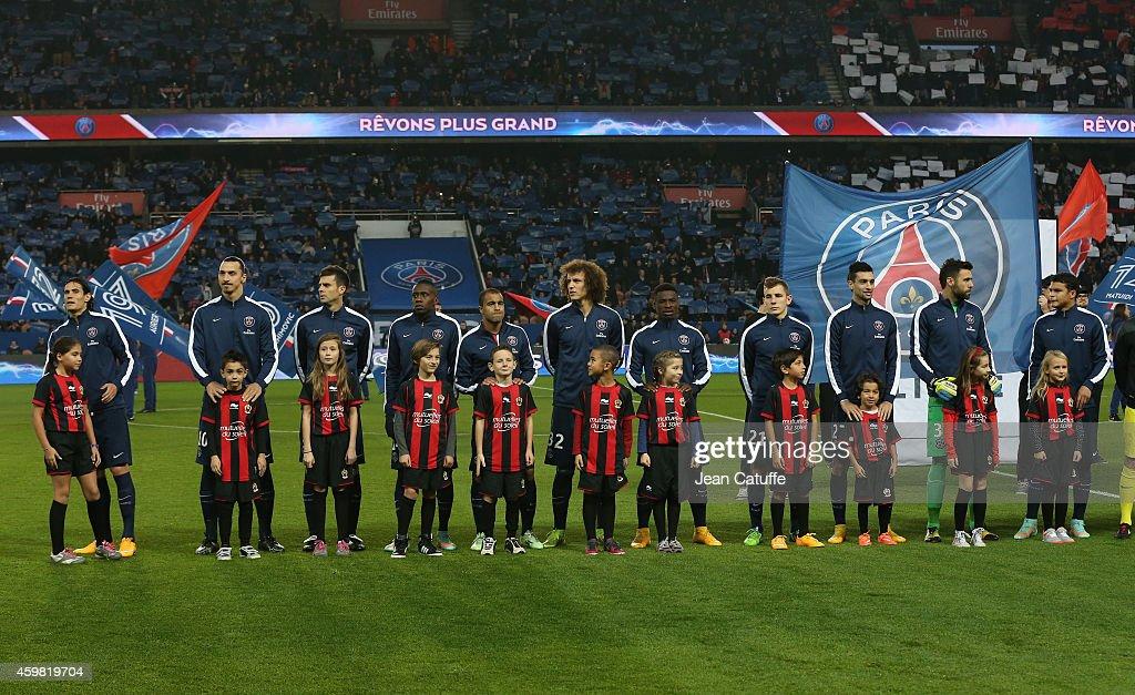 Paris Saint-Germain FC v OGC Nice - Ligue 1 : News Photo