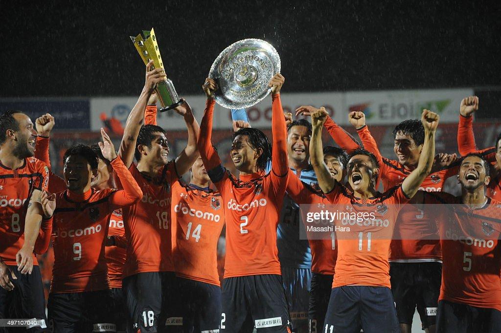 Omiya Ardija v Oita Trinita - J.League 2 : News Photo
