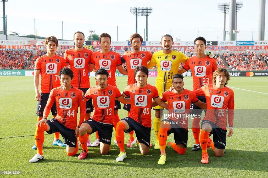 Omiya Ardija v Vegalta Sendai - J.League J1 : ニュース写真