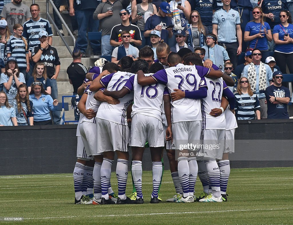Orlando City SC v Sporting Kansas City : News Photo
