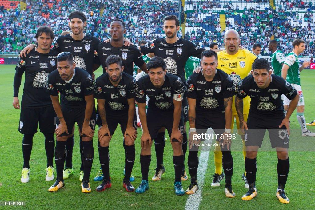 Leon v Pachuca - Torneo Apertura 2017 Liga MX : ニュース写真