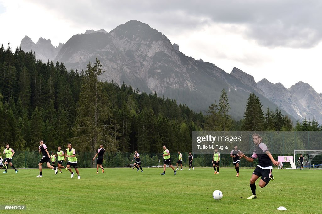 US Citta di Palermo Training Camp