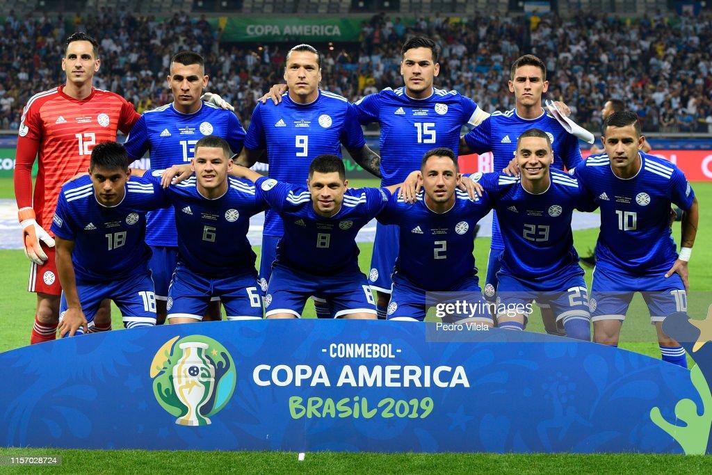 Argentina v Paraguay: Group B - Copa America Brazil 2019 : ニュース写真
