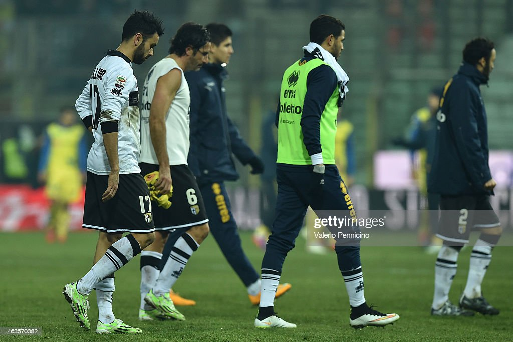 Parma FC v AC Chievo Verona - Serie A : News Photo
