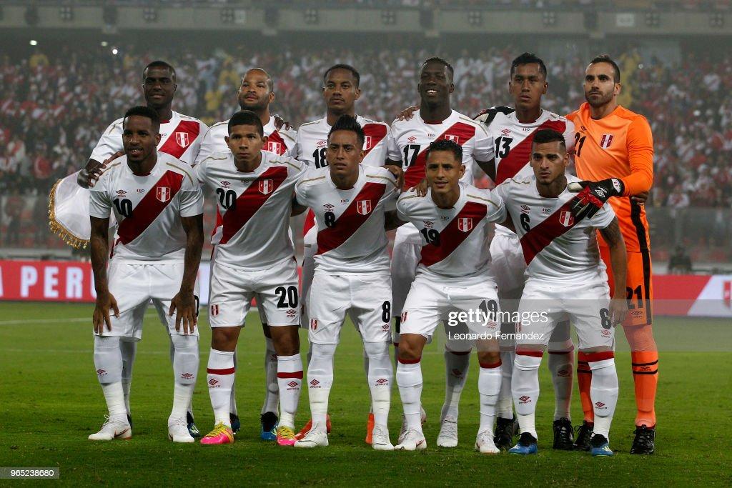 Peru v Scotland -International Friendly : News Photo