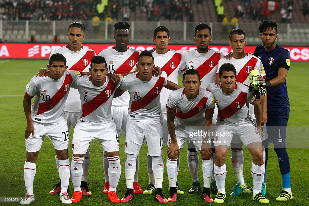 Peru v Ecuador - FIFA 2018 World Cup Qualifiers : ニュース写真