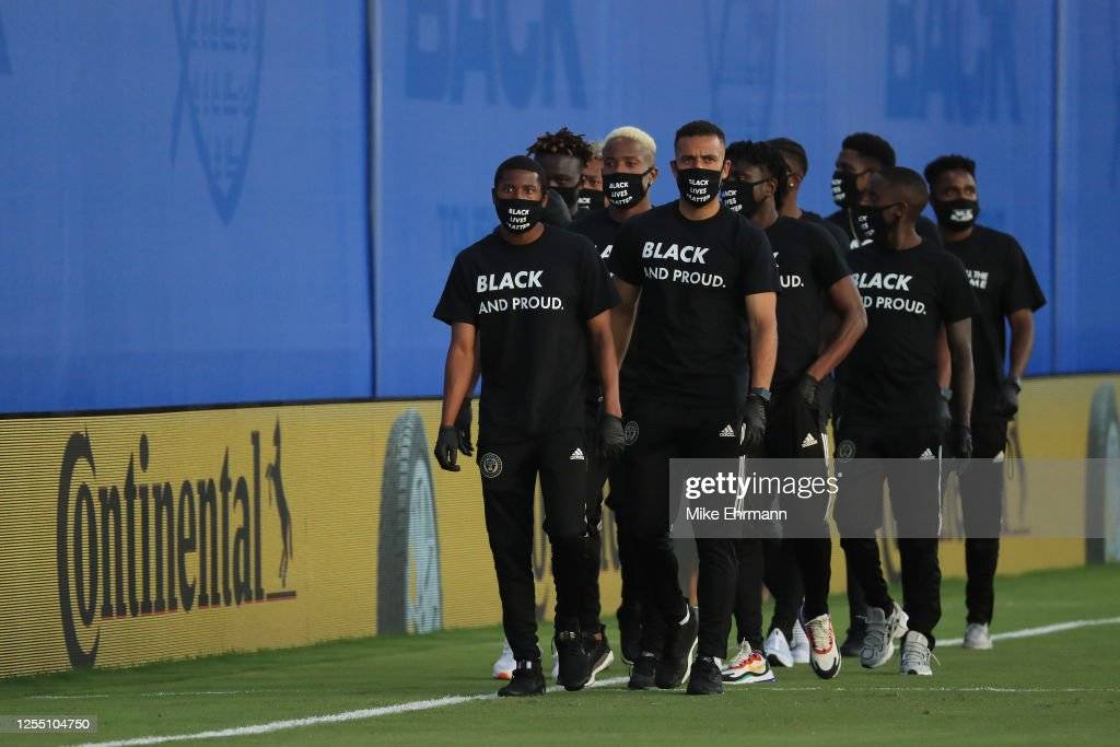 Orlando City SC v Inter Miami CF - MLS Is Back Tournament : News Photo