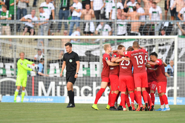 DEU: TSV 1860 Muenchen v Preussen Muenster - 3. Liga