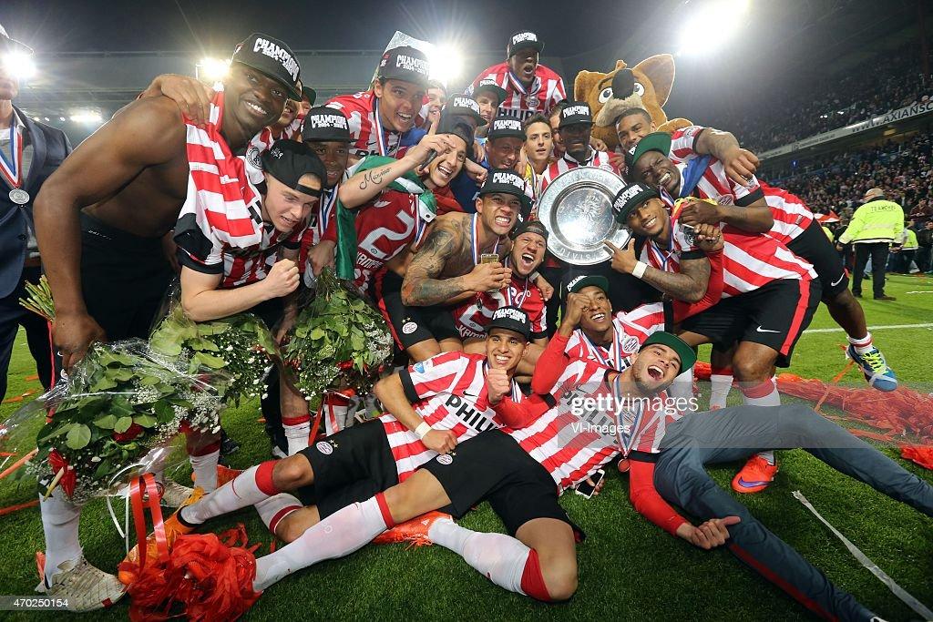 "Dutch Eredivisie - ""PSV Eindhoven v SC Heerenveen"" : News Photo"