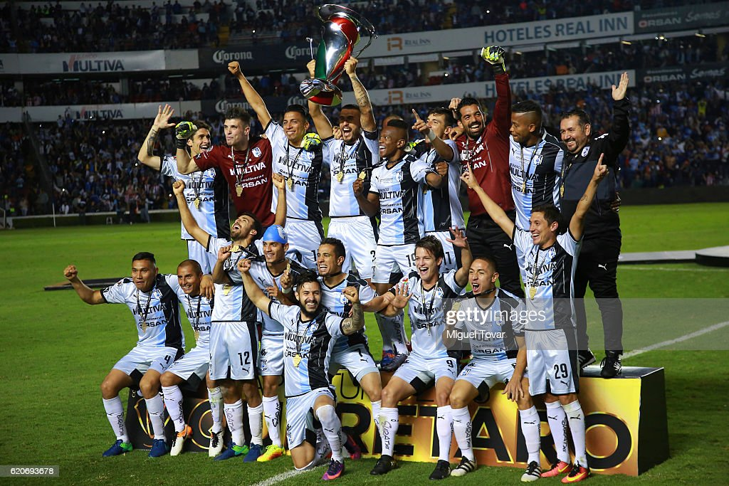 Queretaro v Chivas - Final Copa MX Apertura 2016 : News Photo