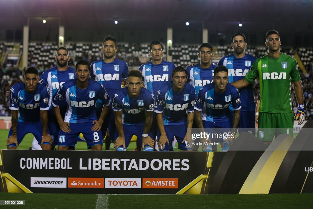 Vasco v Racing - Copa CONMEBOL Libertadores 2018
