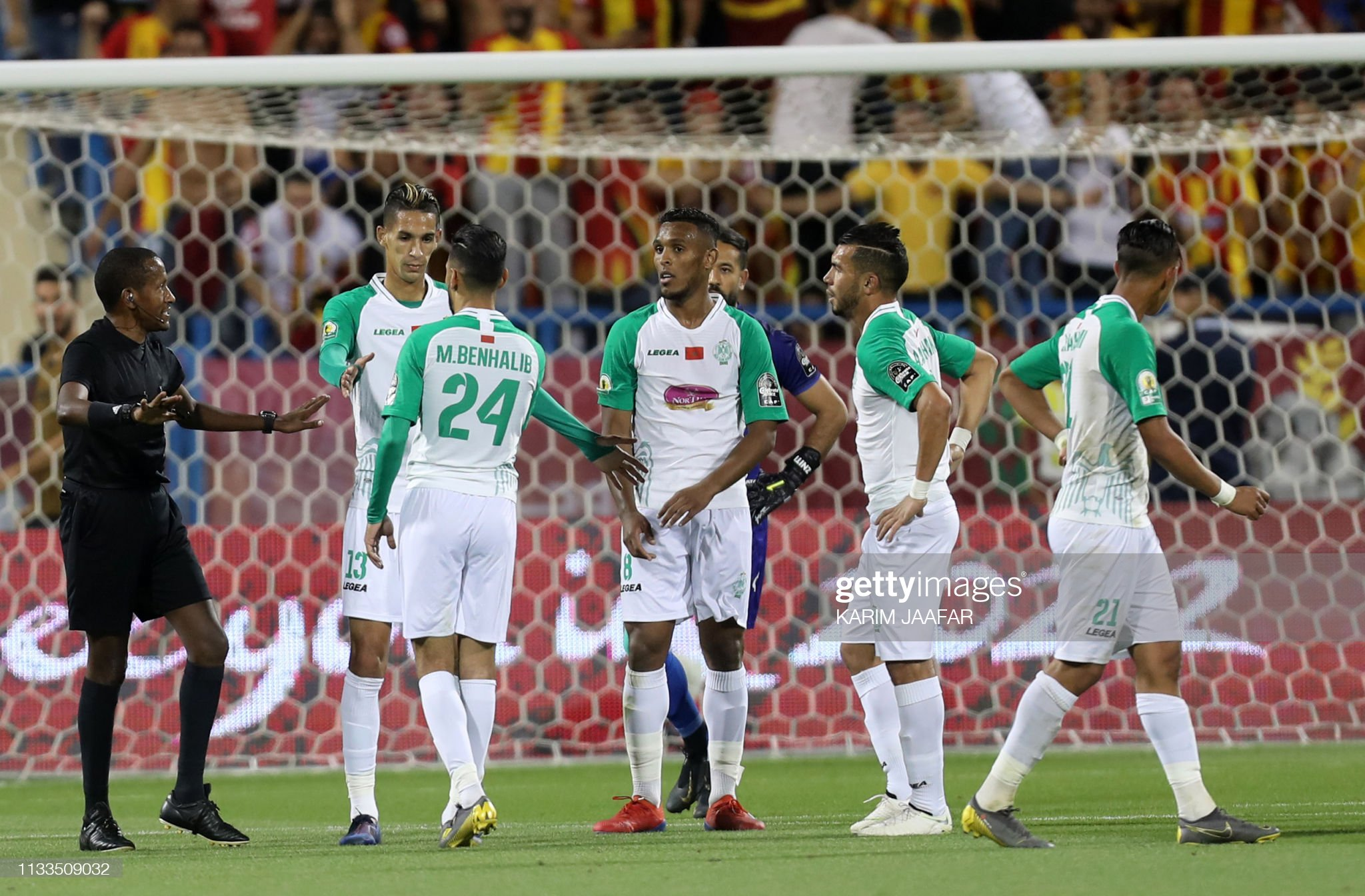 FBL-CAF-SCUP-2019-ESPERANCE-RAJA : Photo d'actualité