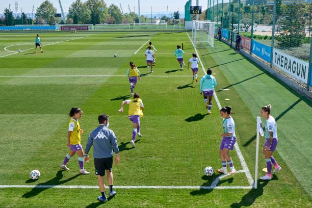 ESP: Real Madrid v Real Betis Feminas - Primera Iberdrola
