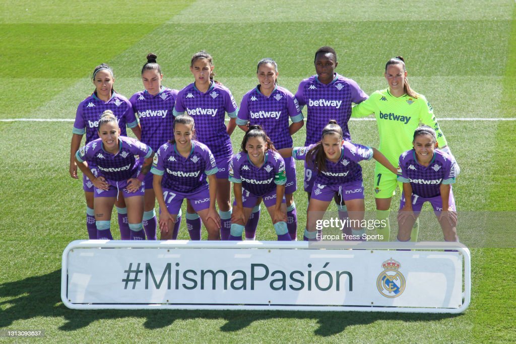 Real Madrid V Real Betis Balompie - Primera Division Femenina : News Photo