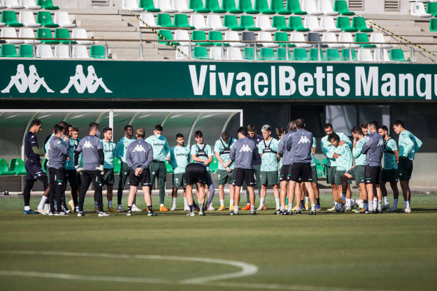 players-of-real-betis-warm-up-during-the