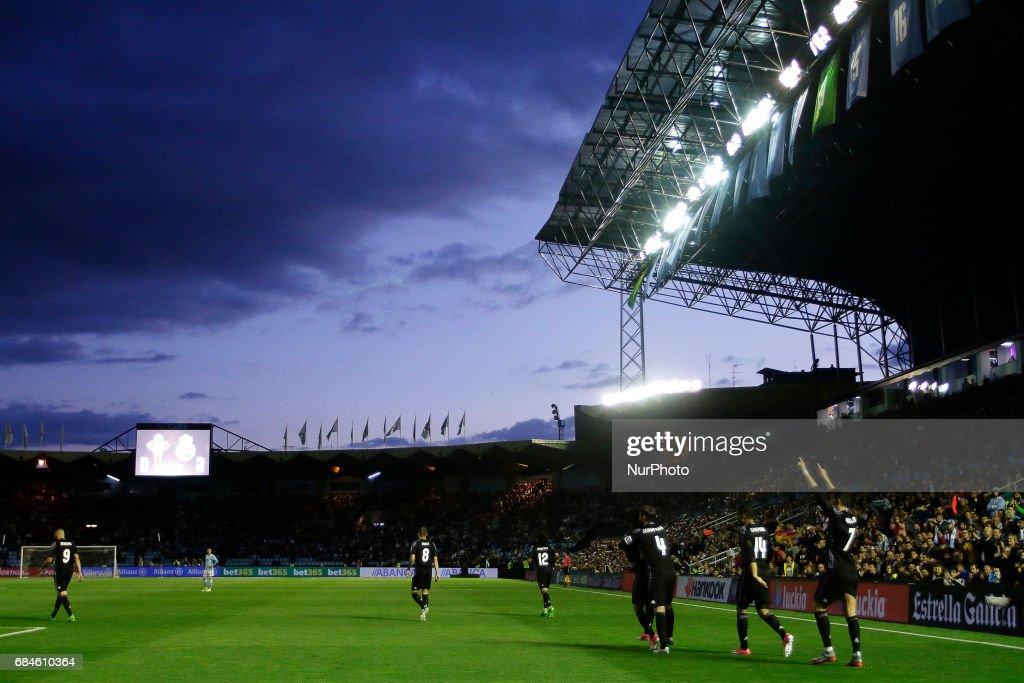 Celta de Vigo v Real Madrid CF - La Liga : ニュース写真