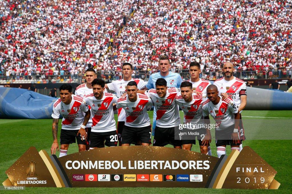 Flamengo v River Plate - Copa CONMEBOL Libertadores 2019 : Fotografia de notícias