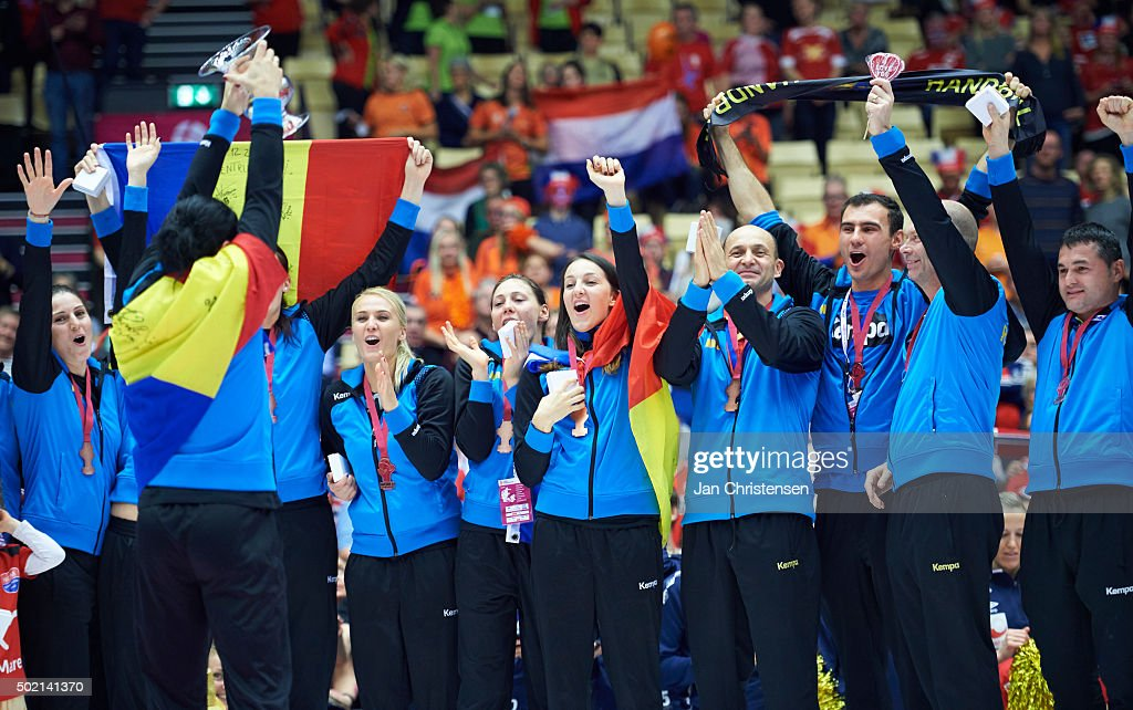 Netherlands v Norway - 22nd IHF Women's Handball World Championship, Gold Medal Match : News Photo