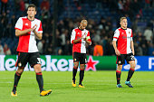 rotterdam netherlands players rotterdam looks dejected