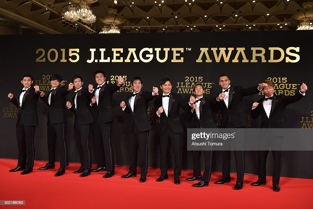 J. League Award 2015 : Foto jornalística
