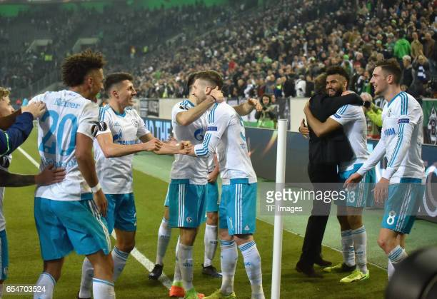 Schalke 04 Borussia Mönchengladbach
